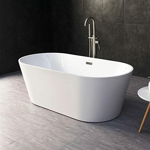 Woodbridge Bta   Acrylic Freestanding Bathtub