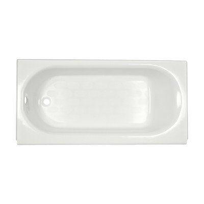 American Standard 239 Princeton 60″ x 34″ Luxury Ledge Americast Recessed Bathtub Fi ...