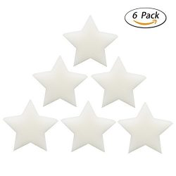 Scum Star Oil Absorbing Sponge- IdentikitGift 2017 New Design Perfect for Collecting Oil, Scum,  ...