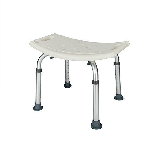 Mefeir Medical Bath Shower Chair Stool Transfer Bench Seat