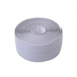 Lautechco® 3.2M Kitchen Corner Line Waterproof Tape Affixed To Corner Mildew Moisture Mold Seams ...