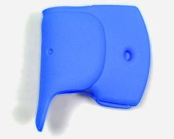 Baby Bath Spout Cover Indigo Blue | Child Bathroom Safety Faucet Cover 4 mom's | Infant an ...