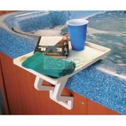Aqua Tray Mate Spa Table – Bone
