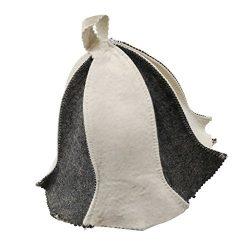 Jili Online Sauna Hat, Russian Banya, Saunahattu, Saunahut, Bath Wool Felt Bania New 12 Patterns ...