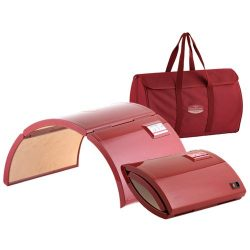 KOREA Sauna Dome Home Room Crystal Ray Energy Original Portable Foldable Foldible Patented Desig ...