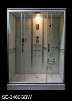 Walk-in Shower for Seniors and Handicapped S-3460GB