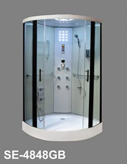 Walk-in Shower for Senior and Handicapped S-4848GB