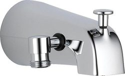 Delta Faucet U1072-PK Diverter Tub Spout, Chrome
