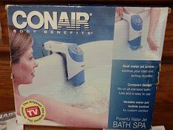Conair BTS1D Water Jet Bath Spa