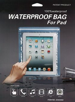 Danny's World Multi-Purpose Waterproof Bag! iPad 2,3, and 4 / Tablets / iPhone / Camera, V ...