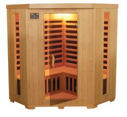 TheraPureSauna ESF302CHCB Infrared Heat Sauna