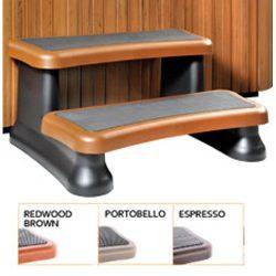 Leisure Concepts SMST-PR Spa Step, Portabello