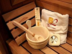 BALTIC LEISURE BL-DELUXE SAUNA PKG Accessory Package