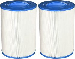 2 Pack – New Spa Filter Cartridges Fit: UNICEL 6CH-940–FILBUR FC-0359–Pleatco  ...