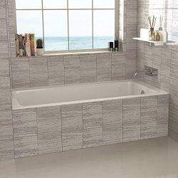 Drop in 54″ x 30″ Soaking Bathtub