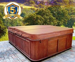 MySpaCover Hot Tub Cover and Spa Cover Replacement- 6 Inch taper, Any Shape Any Size up to 96″