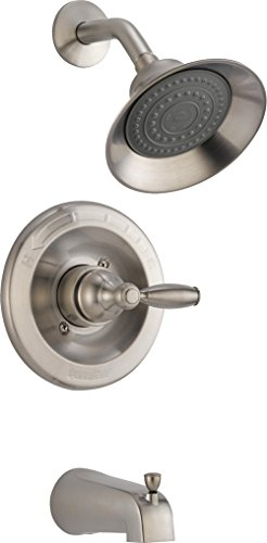 Peerless PTT188790-BN Apex Tub and Shower Trim, Brushed Nickel