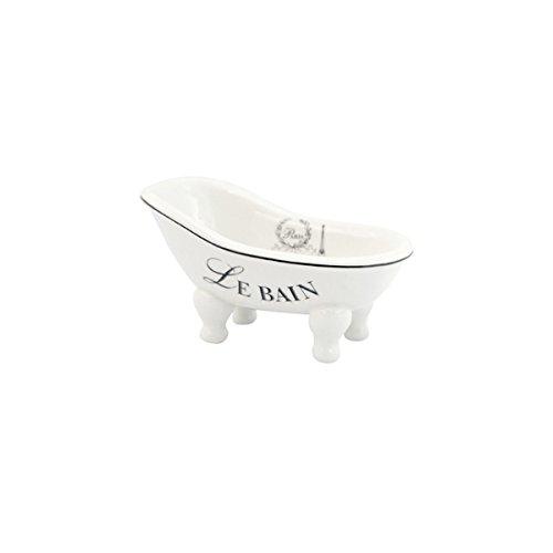 Paris Le Bain Clawfoot Bathtub Bath Soap Dish Hottubsme