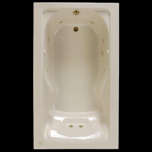 American Standard 2774002 0r0 020 Cadet Soaking Bathtub 6