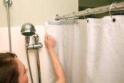 Shower Splash Guards