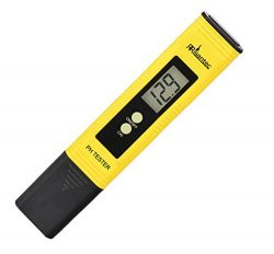 Risantec Digital PH Meter Tester Best For Water Aquarium Pool Hot Tub Hydroponics Wine – P ...