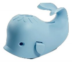 Baby Toddler Kids Whale Bath Tub Safety Protection Water Faucet Cover ~ Whale ~ Blue