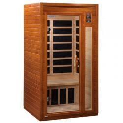 Dynamic Far Infrared Sauna, Barcelona / DYN-6106-01