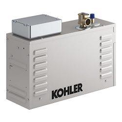 KOHLER K-5526-NA Invigoration Series Steam Generator, 7 kW