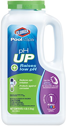 Clorox Pool And Spa Ph Up