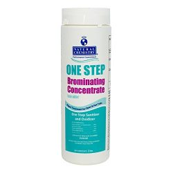 Natural Chemistry Spa Hot Tub One-Step Brominating Concentrate Sanitizer | 04114