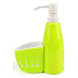 MONOMONO-Soap Dispenser Bottle Shower Gel Shampoo Pump liquid Lotion Holder Kitchen Tool