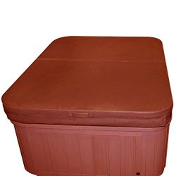 Hot Springs Tiger River Bengal Replacement Spa Cover and Hot Tub Cover – Brown