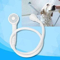 Spray Hose Dog Shower Handheld Protable Bath Tub Sink Faucet Children Hair Pet Wash Water ABS Ha ...