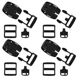 4 Sets Spa Hot Tub Cover Broken Latch Strap Clips Safety Lock Keys Repair Kit from INNKER