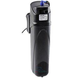 9W Sterilizer UV Aquarium Gallon Filter With Pump Submersible 75 Gallon