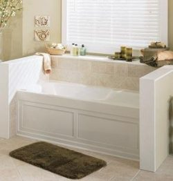 Jacuzzi Whirlpool Cetra Whirpool Drop-In Tub