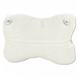 Soft Cloth Bath Pillow For Straight Back Tubs – Great Bathtub Pillows For A Relaxing Eveni ...