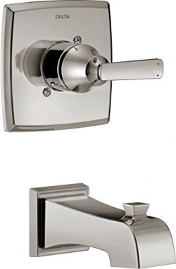 Delta Faucet T14164-SS Ashlyn Tub Trim, Stainless