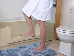 CleanCut Step Bathtub Accessibility Kit (Beige)