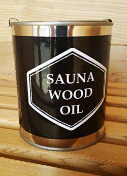 Sauna Wood Oil (1 Quart)