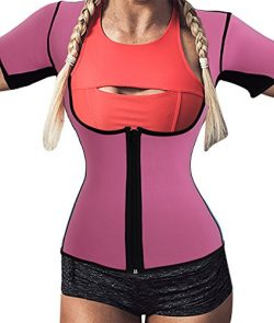 Neoprene Slimming Vest Hot Sweat Suit For Body Sauna Spa Reduce fatness From Arms Stomach Back ( ...