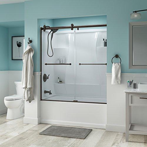 Delta Shower Doors Sd3276666 Linden 60 Quot Semi Frameless