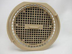 Nordic Spa Hot Tub Filter Basket Tan Waterway Pentair Thin Style