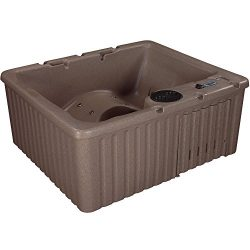Essential Hot Tubs – Newport – 14 Jets, Lounger Rotationally Molded, Millstone