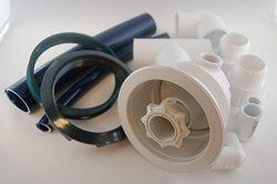 Jacuzzi HTA jet repair kit w/glue white