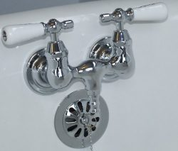 Allison Collect Clawfoot Tub Filler Kit