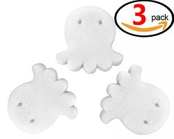 Octopus Oil Absorbing Sponge – Perfect for Swimming Pool, Spa and Hot Tub Use(3pack) &#82 ...