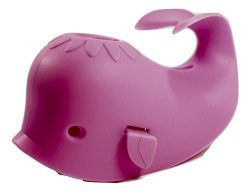 Faucet Cover (Pink Whale) ~ Soft Silicon Bath Tub Safety Protection Cover By Aurelie Live Well