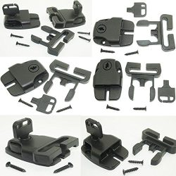 (pack of 10 set )Spa Hot Tub Cover Broken Latch Repair Kit have Slot – Replace Latches C ...