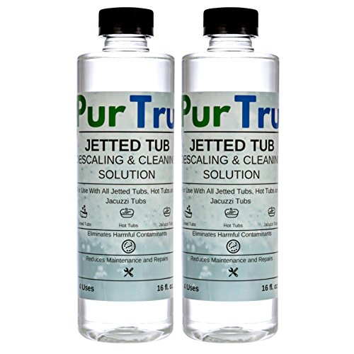Jetted Tub and Plumbing System Cleaner (2 Pack) - All ...